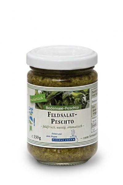 Feldsalat-Peschto
