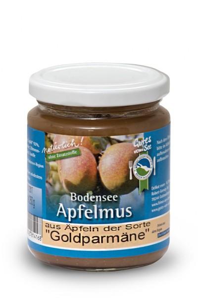 Bodensee Apfelmus Goldparmäne