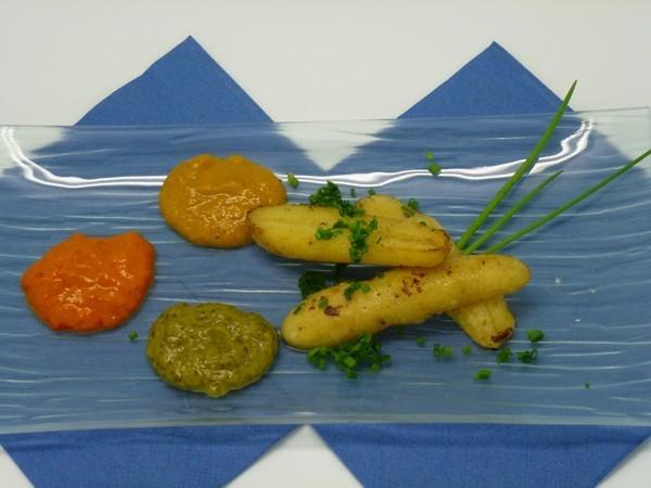 Kartoffeln-mit-Dips