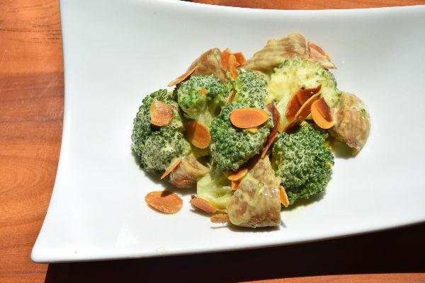 Broccoli-Feigensalat