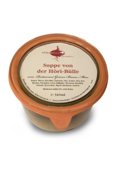 Suppe von der Höri Bülle klein