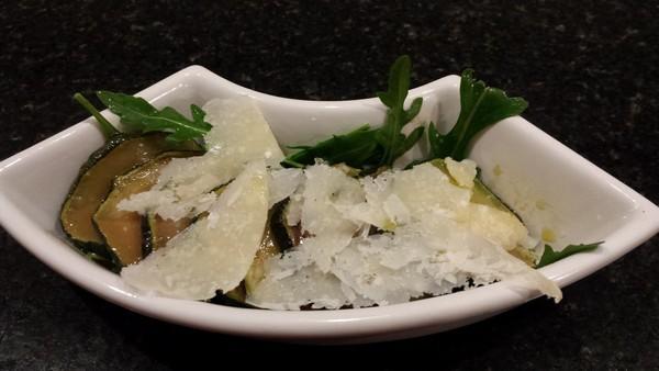Marinierte-Zucchini
