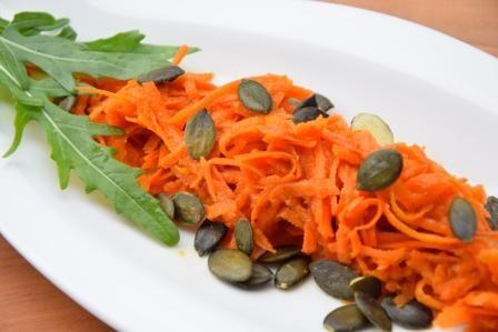 Karottensalat-reduziert