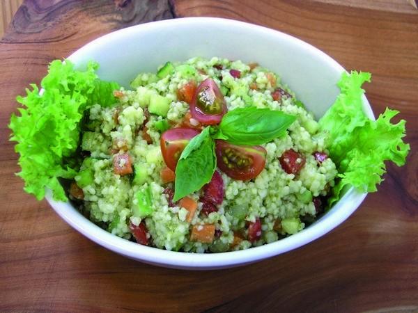 Cous-Cous-Salat