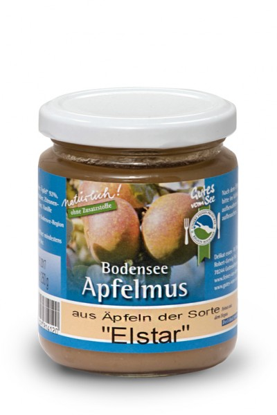 Bodensee Apfelmus Elstar