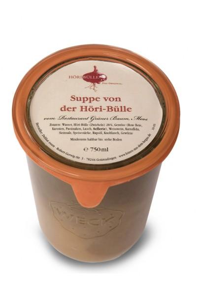 Suppe von der Höri Bülle